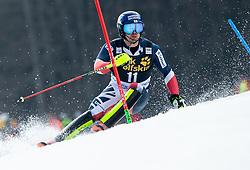 RYDING Dave of Great Britain during the Audi FIS Alpine Ski World Cup Men's Slalom 58th Vitranc Cup 2019 on March 10, 2019 in Podkoren, Kranjska Gora, Slovenia. Photo by Matic Ritonja / Sportida