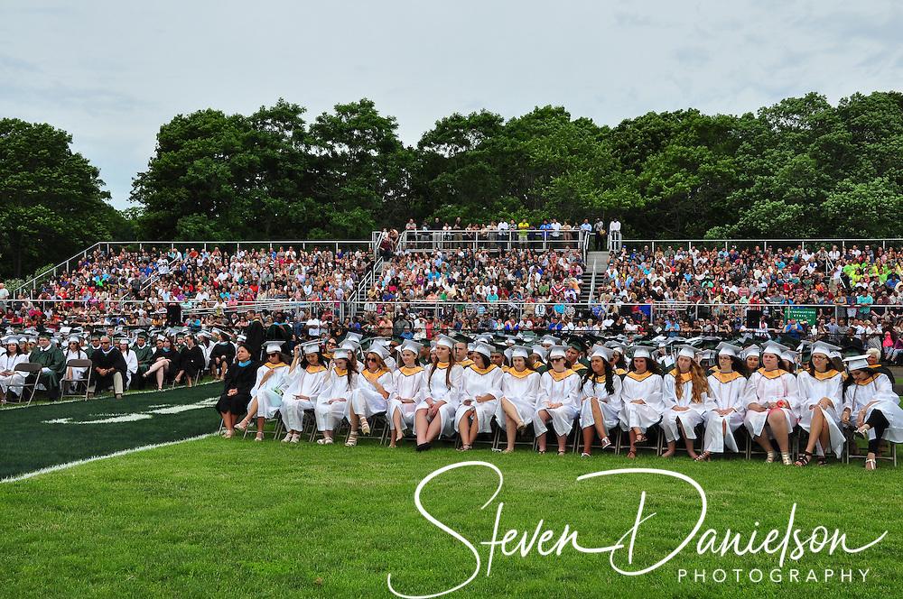Class of 2015 William Floyd High School Graduation ceremony pictures