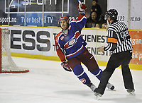 29. september 2009, Ishockey, Get-Ligaen, Stavanger Oilers - Vålerenga , Siddishallen , Knut Erik Spets , Vålerenga ,  Foto: Tommy Ellingsen
