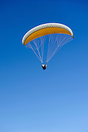 Parasailing at the Torrey Pines Glider Port