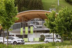 12.05.2018, Schüttdorf, Zell am See, AUT, Seilbahnprojekt Hochsonnberg, im Bild die Areitbahn Talstation // in Schüttdorf Zell am See, Austria on 2018/05/12. EXPA Pictures © 2018, PhotoCredit: EXPA/ Stefanie Oberhauser