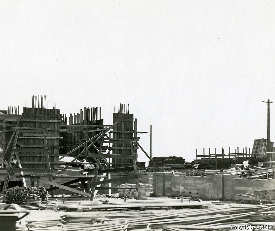 9/10/1925 Construction of the El Capitan Theater