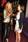AMY WILLERTON; DANIELLE LLOYD, The VIP night for Cirque Du Soleil: Quidam at  the Royal Albert Hall, London. 7 January 2013
