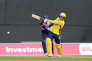 Hampshire County Cricket Club v Middlesex County Cricket Club 200920