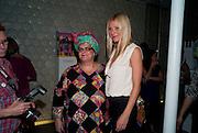 Camila Batmanghelidjh.; ; GWYNETH PALTROW Vogue: Fashion's Night Out: Stella McCartney. Stella McCartney, 30 Bruton Street, London. 8 September 2010.  -DO NOT ARCHIVE-© Copyright Photograph by Dafydd Jones. 248 Clapham Rd. London SW9 0PZ. Tel 0207 820 0771. www.dafjones.com.