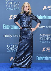 Celebrities arrive on the red carpet for the 22nd Annual Critics' Choice Awards held at Barker Hanger in Santa Monica. 11 Dec 2016 Pictured: Judith Light. Photo credit: American Foto Features / MEGA TheMegaAgency.com +1 888 505 6342