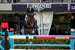 Kenny Darragh, IRL, Balou du Reventon<br /> Longines FEI Jumping Nations Cup Final<br /> Challenge Cup - Barcelona 2019<br /> © Dirk Caremans<br />  06/10/2019