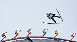 01.03.2017, Lahti, FIN, FIS Weltmeisterschaften Ski Nordisch, Lahti 2017, Nordische Kombination, Skisprung, Grossschanze HS130 m, im Bild Wilhelm Denifl (AUT) // Wilhelm Denifl of Austria during Skijumping competition of Nordic Combined of FIS Nordic Ski World Championships 2017. Lahti, Finland on 2017/03/01. EXPA Pictures © 2017, PhotoCredit: EXPA/ JFK