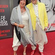 NLD/Amsterdam/20120617 - Premiere Het Geheugen van Water, Jan Jansen en partner