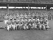 Neg No:.558/7546-7649..1081954AISFCSF...01.08.1954, 08.01.1954, 1st August 1954..All Ireland Senior Football Championship - Semi-Final.Meath.1-5.Cavan.0-7...Cavan Team