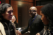 CAMBRIDGE, MASSACHUSETTS-APRI 26: Arts Educator.Arts Entrenuer Theaster Gates attends the 209 Inaugural Vison & Justice, A Convening' organized by the Radcliffe Institute, The Hutchins Center and the Ford Foundation curated by Sarah E. Lewis, Ph.D, Harvard University held at the Radcliffe Center on April 25, 2019 in Cambridge, Massachusetts  (Photo by Terrence Jennings/terrencejennings.com)