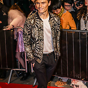 London,England,UK. 21th Fen 2017.   Oliver Cheshire attends London Fabulous Fund Fair hosted by Natalia Vodianova and Karlie Kloss in support of The Naked Heart Foundation on February 21, 2017 at The Roundhouse in London, England.,UK. by See Li