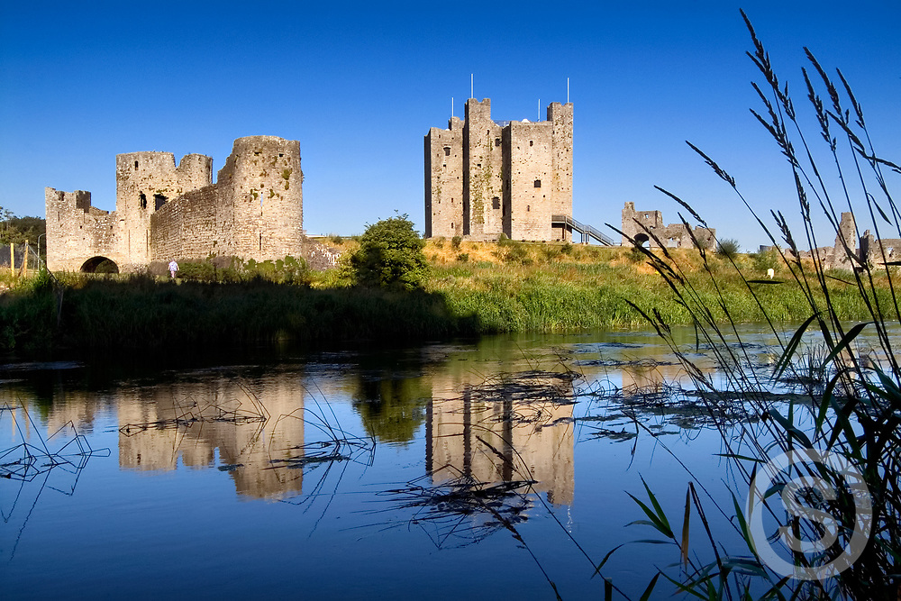 Photographer: Chris Hill, Trim Castle, River Boyne, Meath