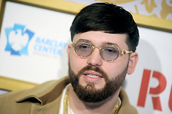 Rapper Gashi attending Roc Nation's The Brunch at One World Trade Center in New York City, NY, USA, on January 27, 2018. Photo by Dennis van Tine/ABACAPRESS.COM
