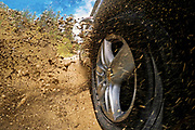"""Image of """"Otis"""", a Porsche Cayenne, on an overlanding safari rally adventure in Washington state, Pacific Northwest by Randy Wells"""