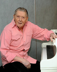 File photo dated 24/10/08 of Jerry Lee Lewis who is recovering surrounded by his family after suffering a minor stroke, a representative for the star has said.