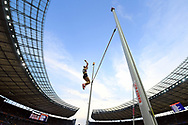 Ninon Guillon-Romarin competes in women pole vault during the European Championships 2018, at Olympic Stadium in Berlin, Germany, Day 3, on August 9, 2018 - Photo Philippe Millereau / KMSP / ProSportsImages / DPPI