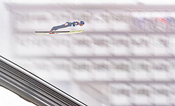 22.02.2019, Bergiselschanze, Innsbruck, AUT, FIS Weltmeisterschaften Ski Nordisch, Seefeld 2019, Nordische Kombination, Skisprung, im Bild Bernhard Gruber (AUT) // Bernhard Gruber of Austria during the Ski Jumping competition for Nordic Combined of FIS Nordic Ski World Championships 2019. Bergiselschanze in Innsbruck, Austria on 2019/02/22. EXPA Pictures © 2019, PhotoCredit: EXPA/ JFK