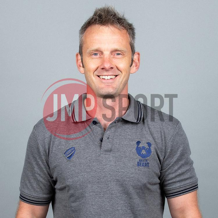 Kevin Morgan - Robbie Stephenson/JMP - 01/08/2019 - RUGBY - Clifton Rugby Club - Bristol, England - Bristol Bears Headshots 2019/20