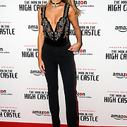 Kimberley Garner attend the European Premiere of Season 2 of The Man in the High Castle, available on Amazon Prime video Friday December 16 2016 at Curzon Bloomsbury on 14th December 2016, London,UK. Photo by See Li