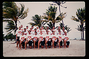 1997 Miami Hurricanes Swimming & Diving - Caneshooter Archive Scans 2020