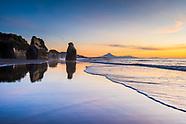 2020 Tongaporutu beach