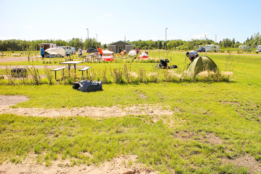 Lions Heritage Campground, Tisdale