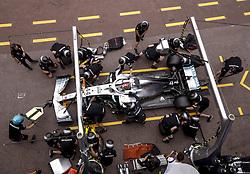 May 23, 2019 - Monte Carlo, Monaco - Motorsports: FIA Formula One World Championship 2019, Grand Prix of Monaco, ..#44 Lewis Hamilton (GBR, Mercedes AMG Petronas Motorsport) (Credit Image: © Hoch Zwei via ZUMA Wire)