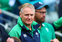 Rugby Union - 2019 pre-Rugby World Cup warm-up (Guinness Summer Series) - Ireland vs. Wales<br /> <br /> Ireland's Head Coach, Joe Schmidt, at the end of the game at The Aviva Stadium.<br /> <br /> COLORSPORT/KEN SUTTON