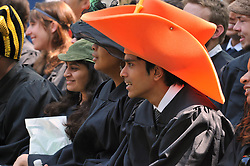 Yale University Commencement 2009 - Yale College Class Day Events
