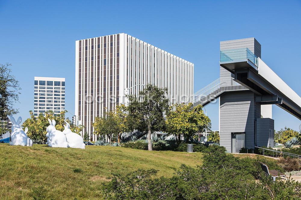 Newport Beach Civic Center and Park
