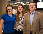 Repro  Free: Laura Kennedy and Ciara McDonnell Smartbear with Dr. Sean Duignan GMIT at  ITAG Members Update evening where some of the Nominees pitched their projects.   <br /> The ITAG Excellence Awards will take place on  November 17th Hotel Meyrick, Eyre Square, Galway.<br /> Winners in the following categories will be announced: <br />     New Talent of the Year Award<br />     Digital Woman Awards<br />     Emerging Technology Start Up Award<br />     Leadership Award<br />     Technology Innovation of the Year Award<br />     Digital Project Award<br />     ITAG Digital Enterprise Award < 50 Employees<br />     ITAG Digital Enterprise Award > 50 Employees.<br />  <br />  Photo:Andrew Downes, xposure.