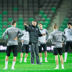 20150325: SLO, Football - Practice session of Slovenian National Team in Stozice
