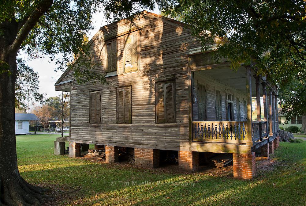 Old Turnerville District, Plaquemine, Louisiana.