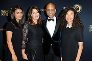 Gouden Loper van het 49ste Gouden Televizier-Ring Gala 2014 in Carre , Amsterdam<br /> <br /> Op de foto: <br /> <br />  Humberto Tan en partner Ineke Geenen en dochters Isa en Julia