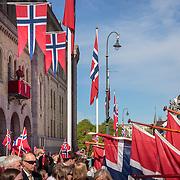 Stortinget - 17. mai 2016<br /> Foto: Morten Brakestad / Stortinget