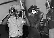 Aswad recording session - Kingston Jamaica 1980