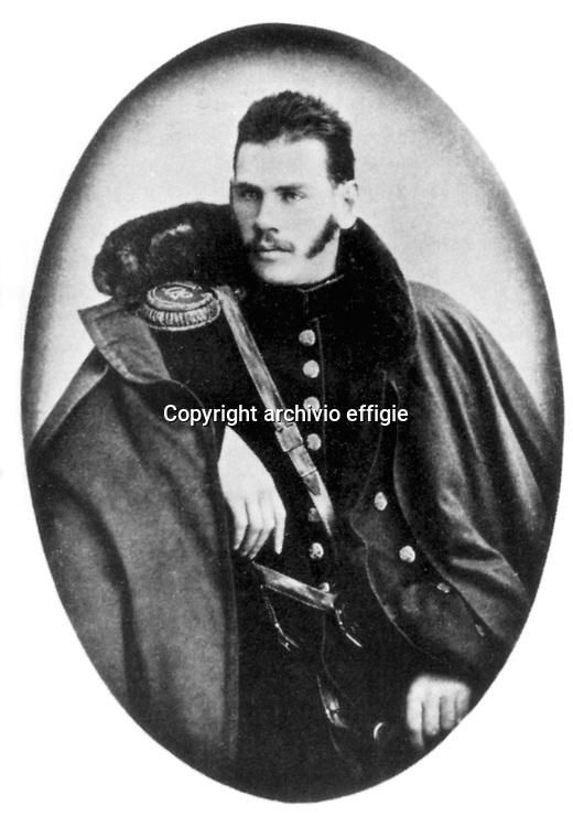 Lev Nikolaevic Tolstoj<br />archivio effigie