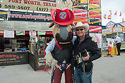Scene from the 2013 Star of Texas Fair and Rodeo.