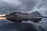 Stokksnes in East Iceland
