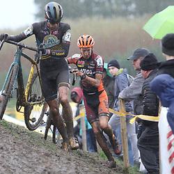 03-11-2019: Wielrennen: Superprestige Veldrijden: Ruddervoorde: Thibau Nys