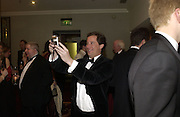Clifford Potter, White Knights Ball, Grosvenor House. Park Lane. London. 6  January 2006. ONE TIME USE ONLY - DO NOT ARCHIVE  © Copyright Photograph by Dafydd Jones 66 Stockwell Park Rd. London SW9 0DA Tel 020 7733 0108 www.dafjones.com