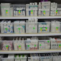 Ixtapan de la Sal, México.- Aspectos del Centro de Salud de Tecomatepec.  Agencia MVT / José Hernández.