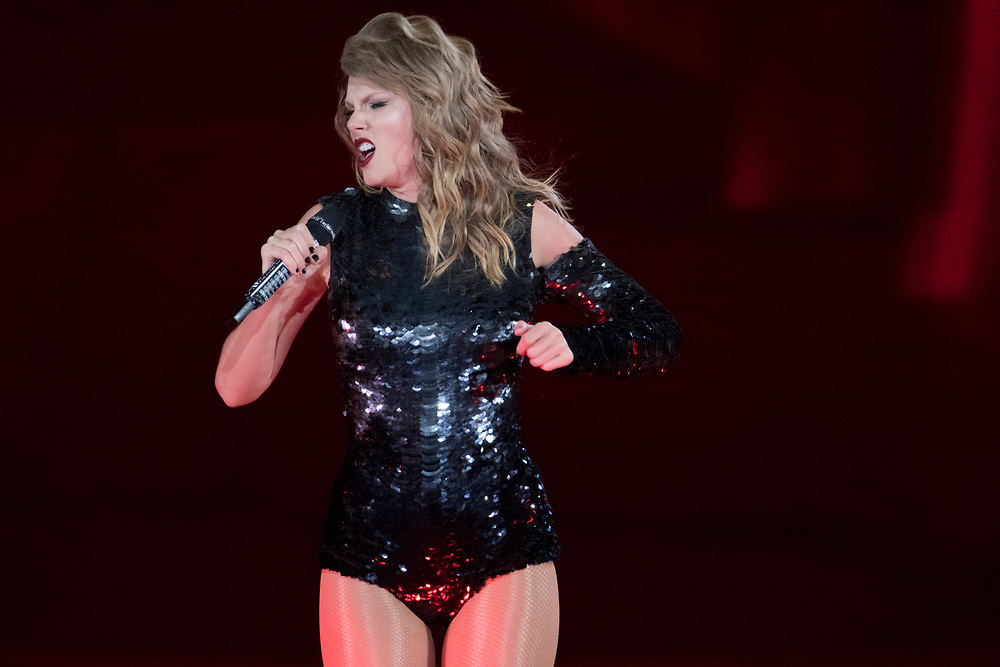 Taylor Swift brings her Reputation Stadium Tour to Chicago's Soldier Field on June 1, 2018.
