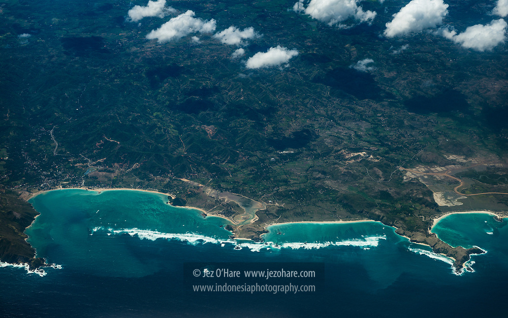 Kuta & Tanjung Aan, South coast of Lombok, Nusa Tenggara Barat, Indonesia