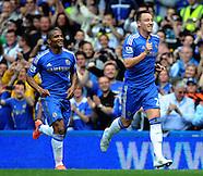 Chelsea v Blackburn Rovers 130512