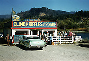 """CS00532-05. """"Rogue River, September 1959"""" Kodachrome"""