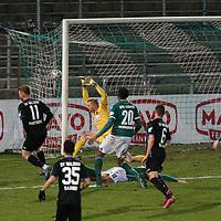 20210113 3.FBL VFB Luebeck vs SV Waldhof Mannheim