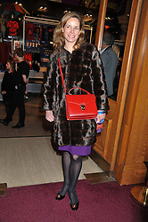 DARCEY BUSSELL at Cirque du Soleil's VIP night of Kooza held at the Royal Albert Hall, London on 8th January 2013.