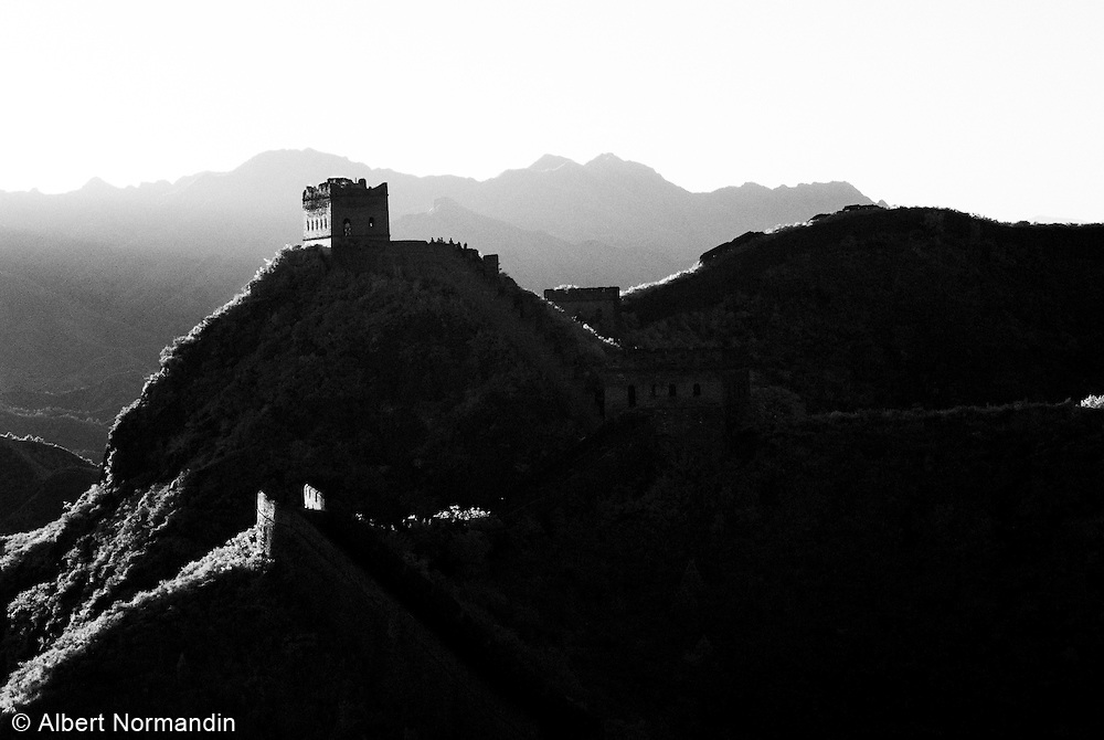 Images shot on location for The Heart of a Dragon Movie project, China
